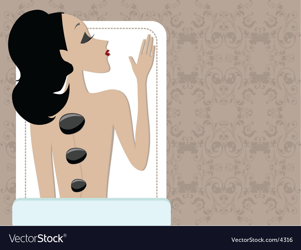 Miss boo spa vector | Price: 3 Credit (USD $3)