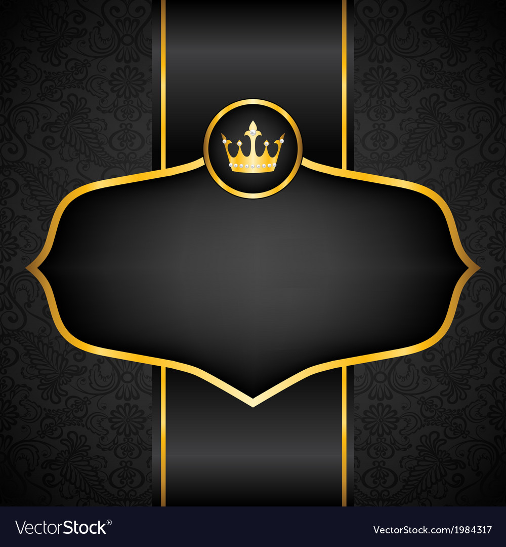 Royal black background vector | Price: 1 Credit (USD $1)