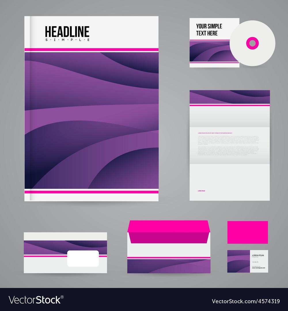 Branding design template vector   Price: 1 Credit (USD $1)