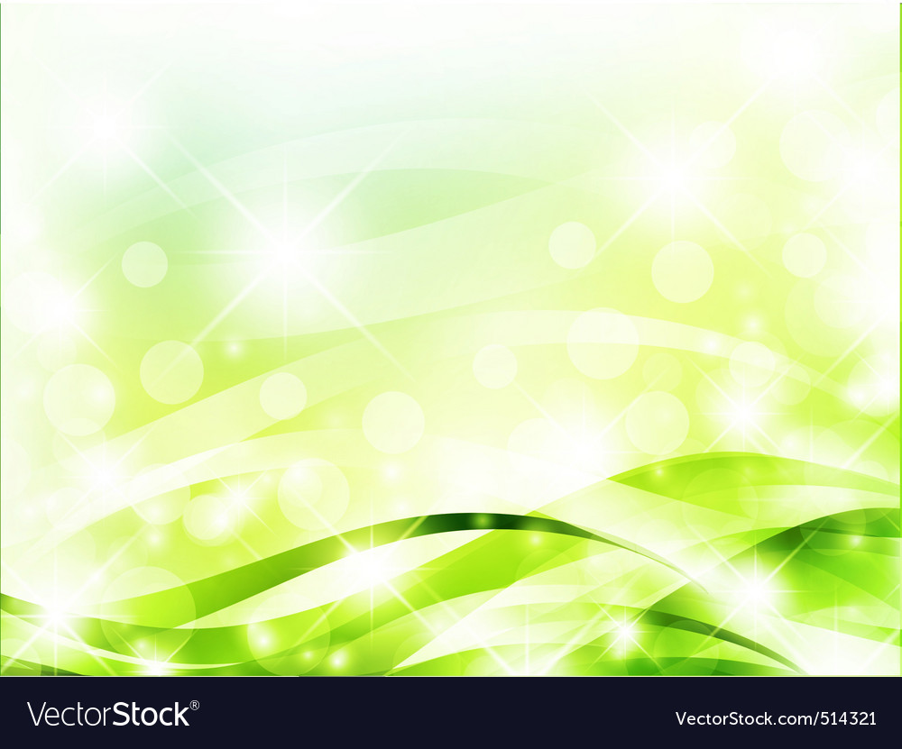 Bright light green background vector | Price: 1 Credit (USD $1)