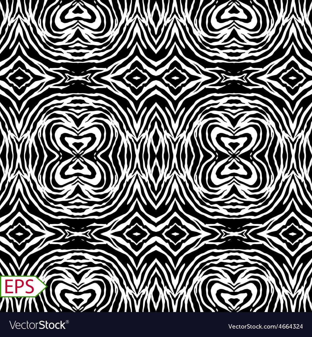 Zebra background with black stripes vector | Price: 1 Credit (USD $1)