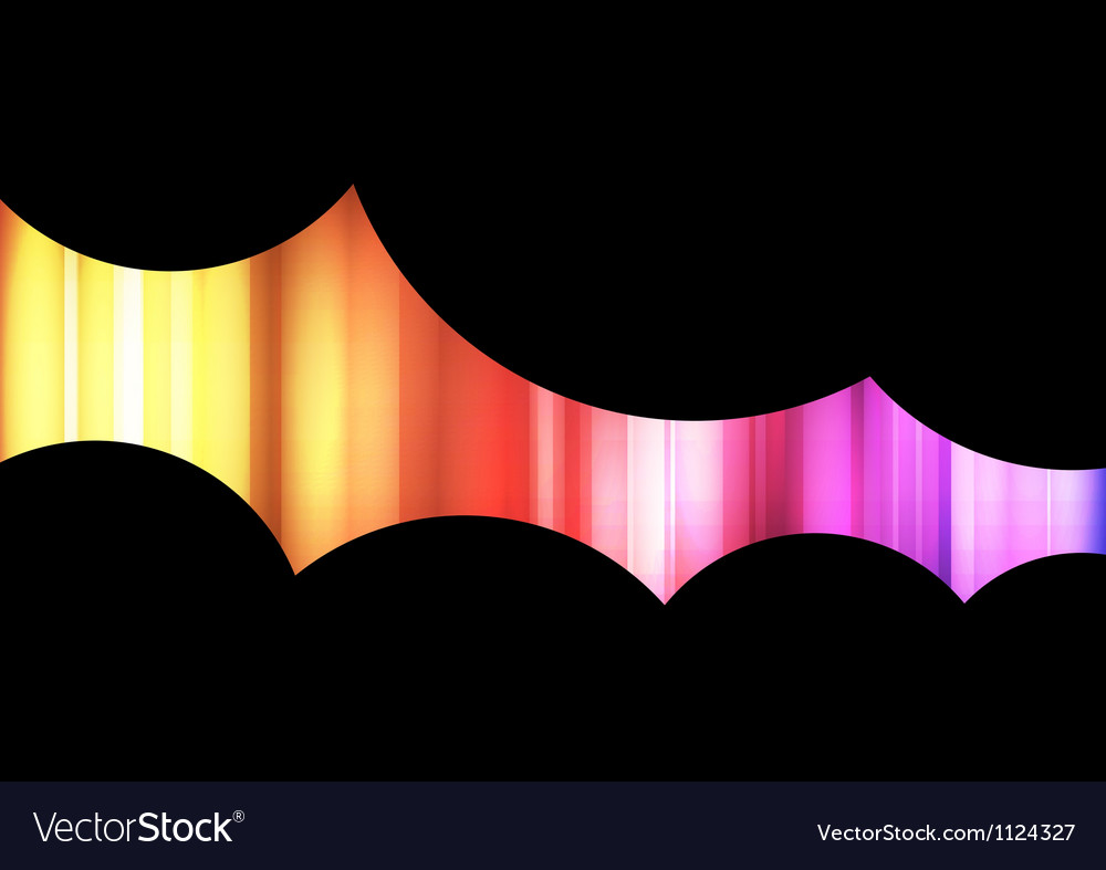Wave abstract backgrounds vector | Price: 1 Credit (USD $1)