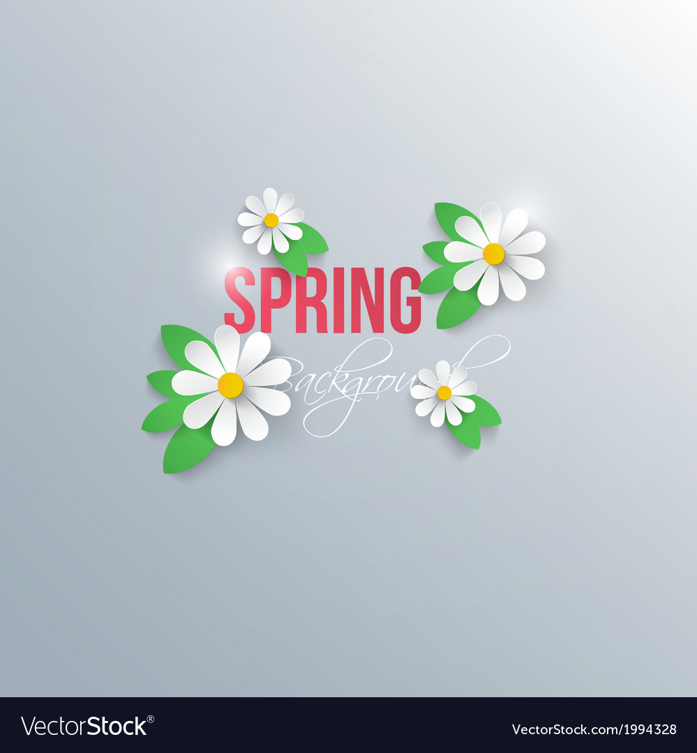 Spring background 3 vector | Price: 1 Credit (USD $1)