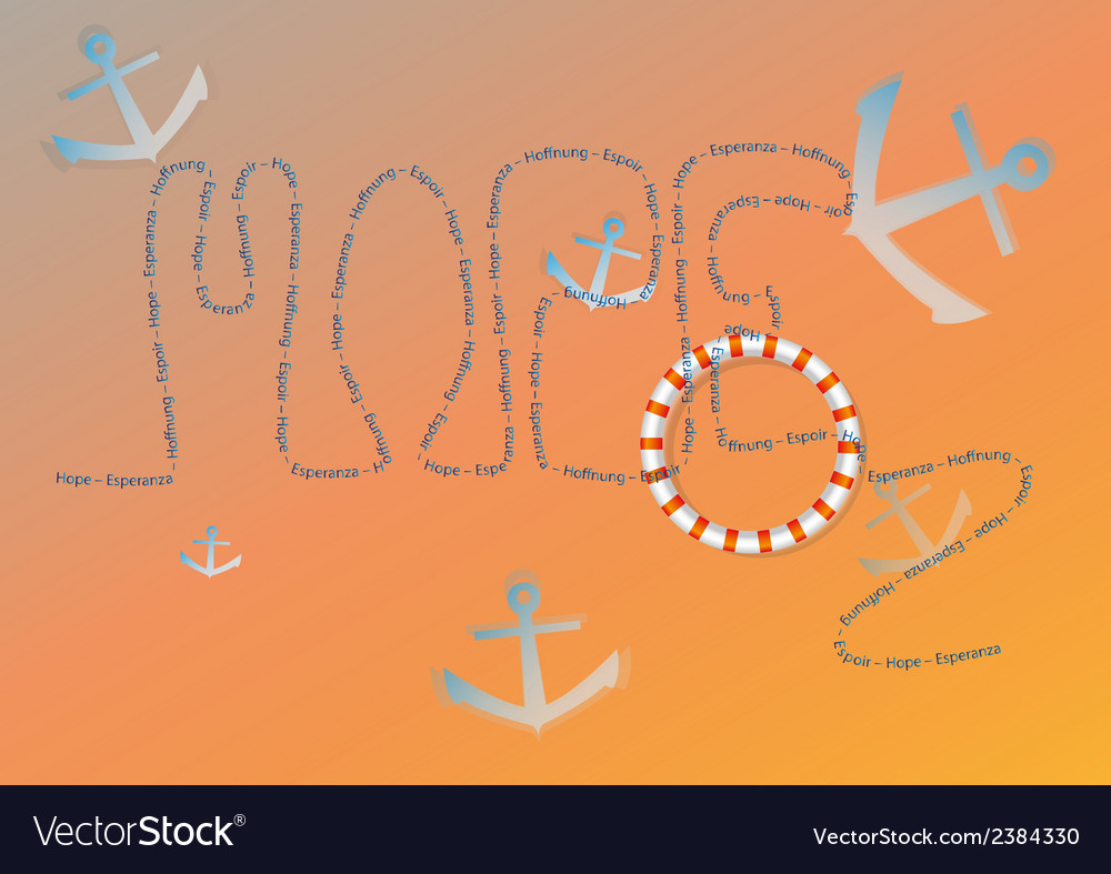 Hope background vector | Price: 1 Credit (USD $1)
