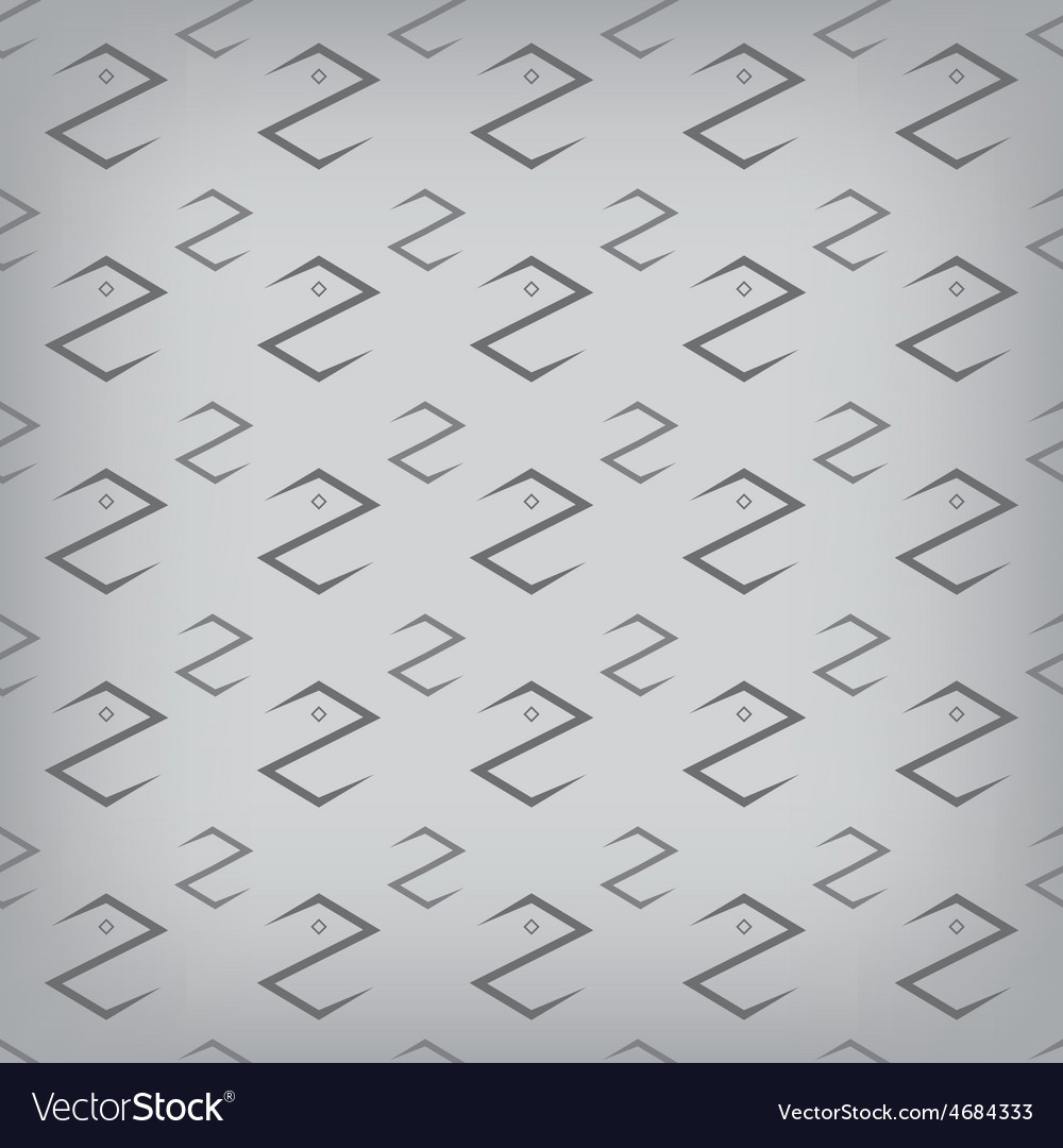 Abstract steel white gray texture seamless pattern vector | Price: 1 Credit (USD $1)