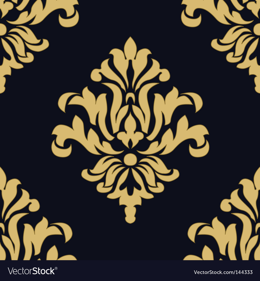 Crest pattern vector | Price: 1 Credit (USD $1)