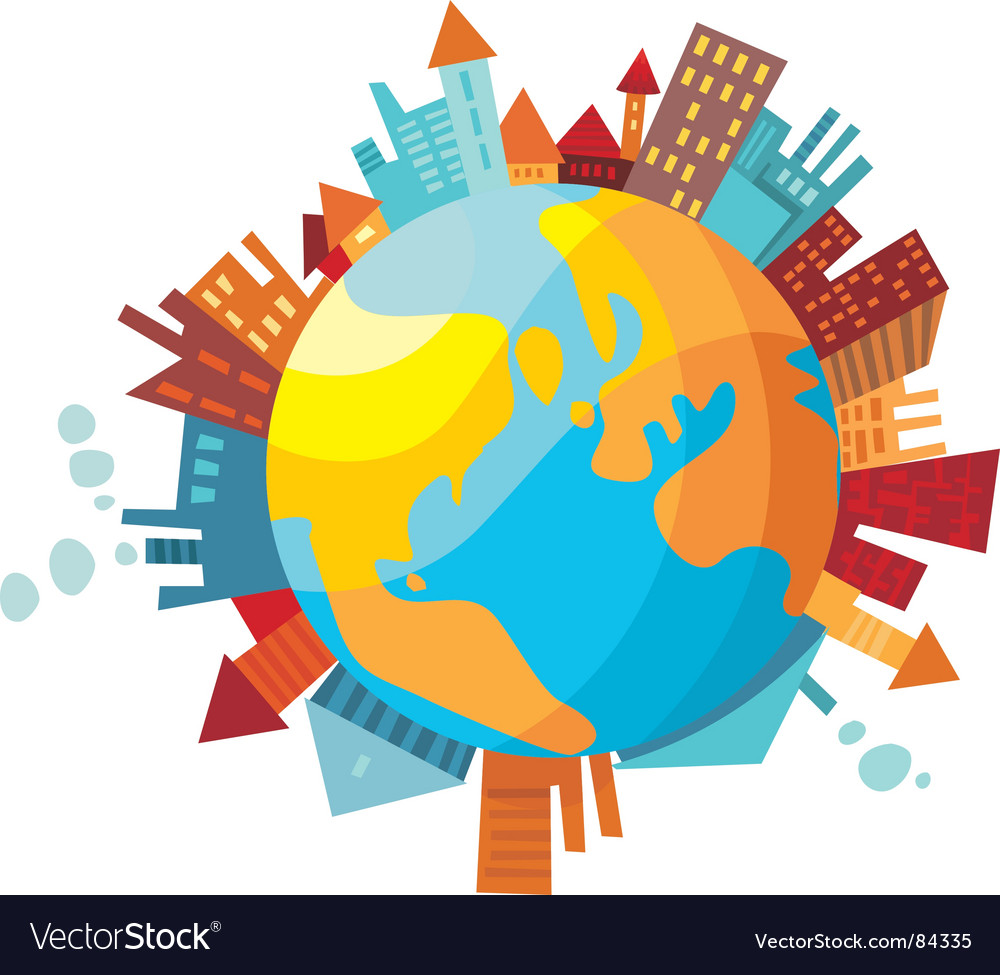 Earth vector | Price: 1 Credit (USD $1)
