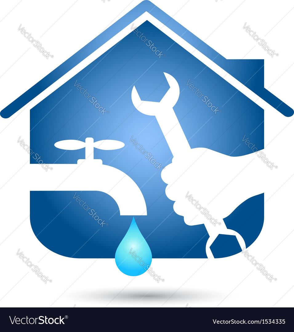 Repair plumbing design vector   Price: 1 Credit (USD $1)
