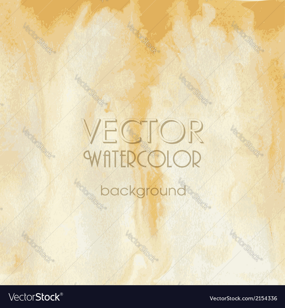 Abstract beige blurred background vector | Price: 1 Credit (USD $1)