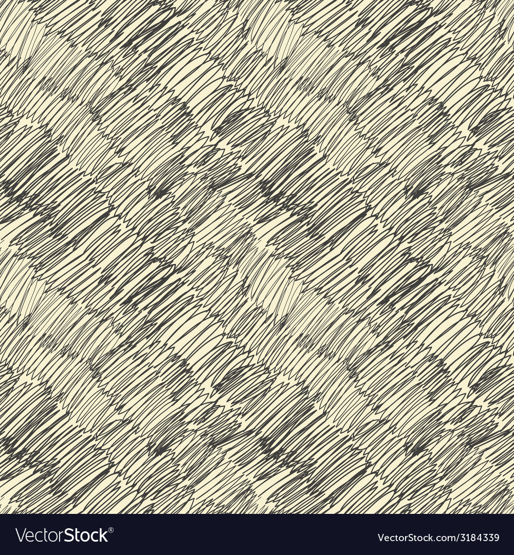 Seamless doodles pattern vector | Price: 1 Credit (USD $1)