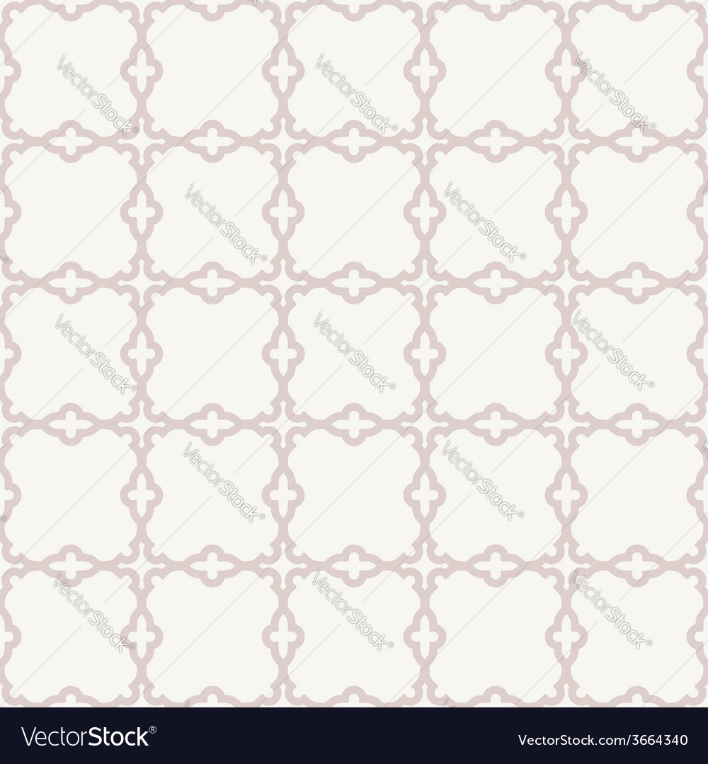 Geometric seamless abstract pink pattern vector   Price: 1 Credit (USD $1)