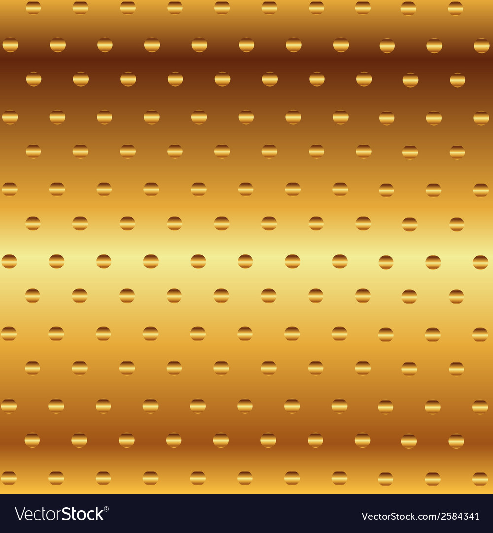 Metallic gold decorative background vector | Price: 1 Credit (USD $1)