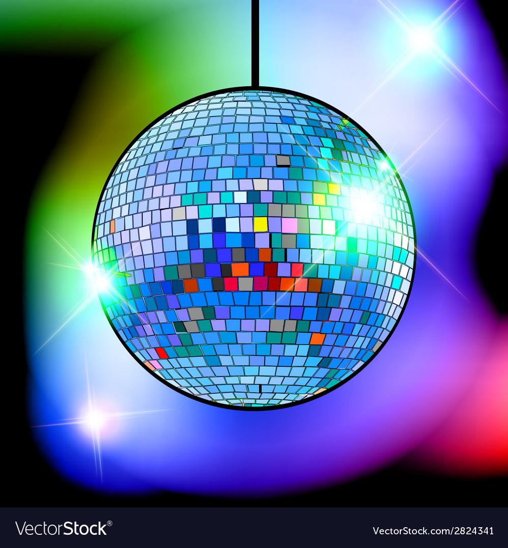 Mirror disco ball eps10 vector   Price: 1 Credit (USD $1)