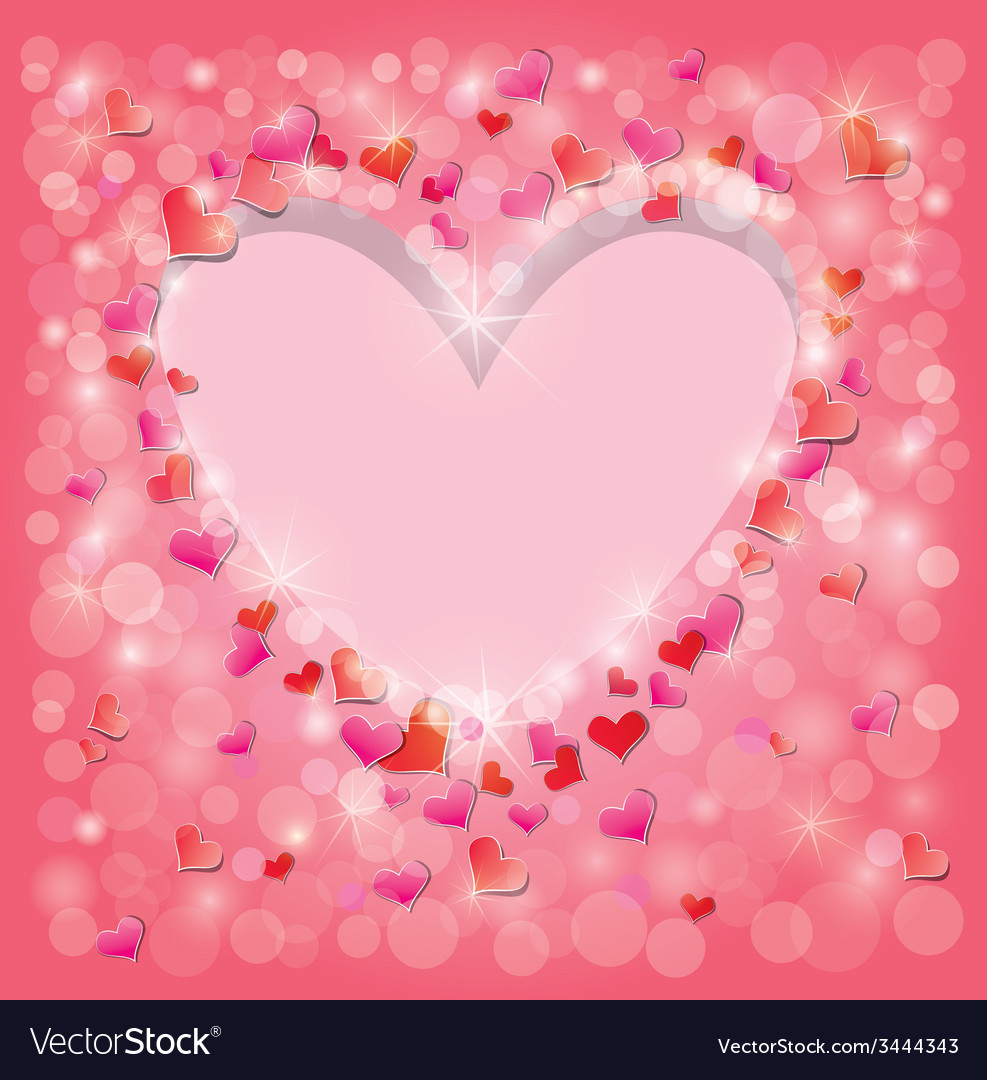 Light heart 380 vector | Price: 1 Credit (USD $1)