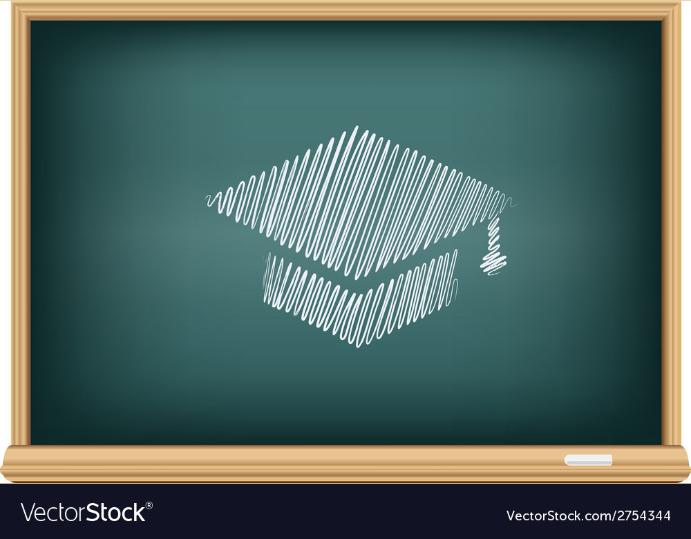 Board academic cap vector | Price: 1 Credit (USD $1)