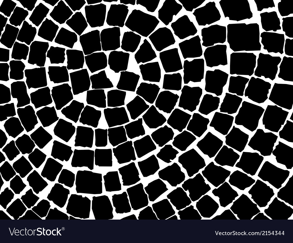 Stone pavers pattern vector | Price: 1 Credit (USD $1)
