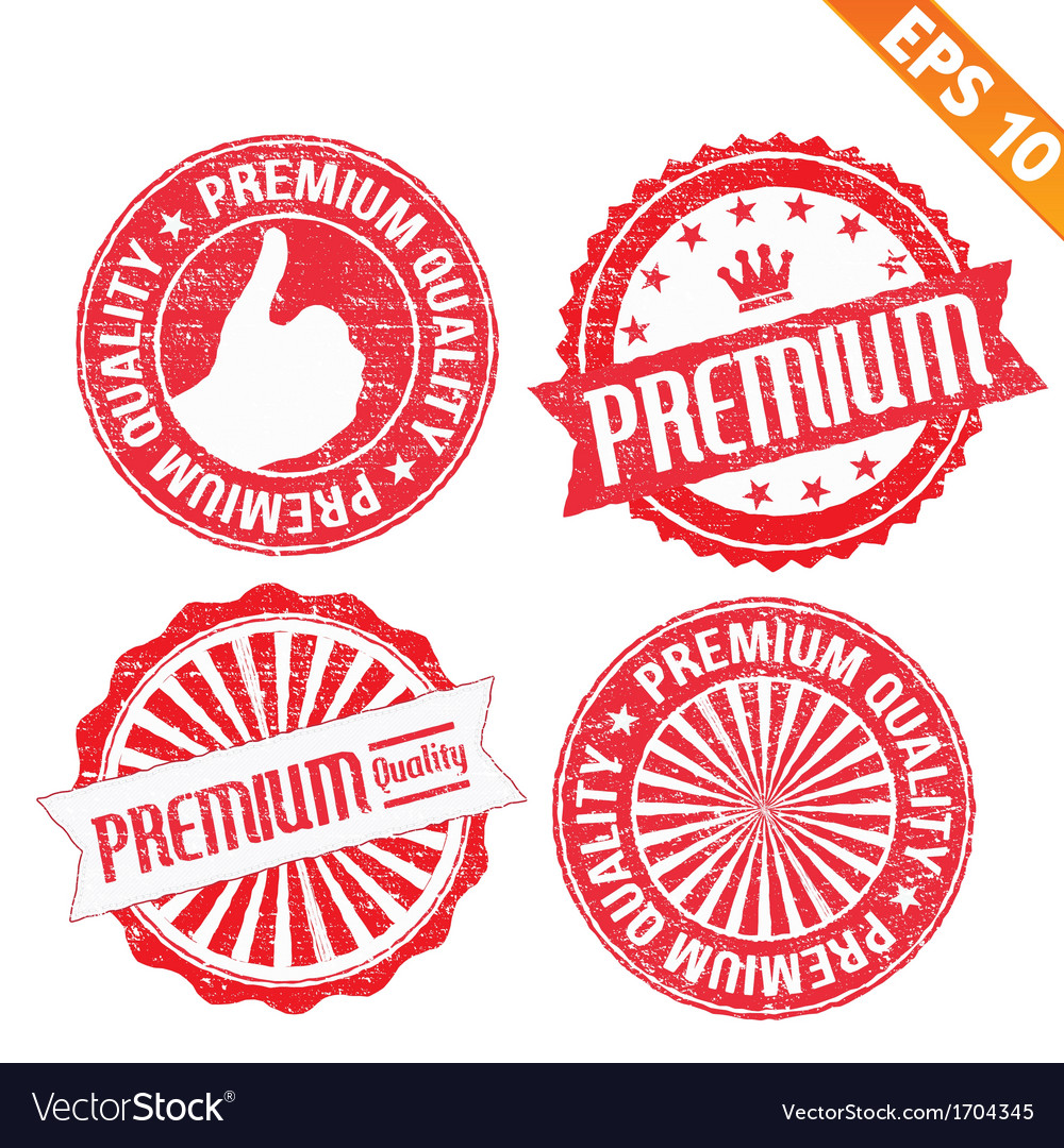 Stamp sticker premium collection - - eps10 vector | Price: 1 Credit (USD $1)
