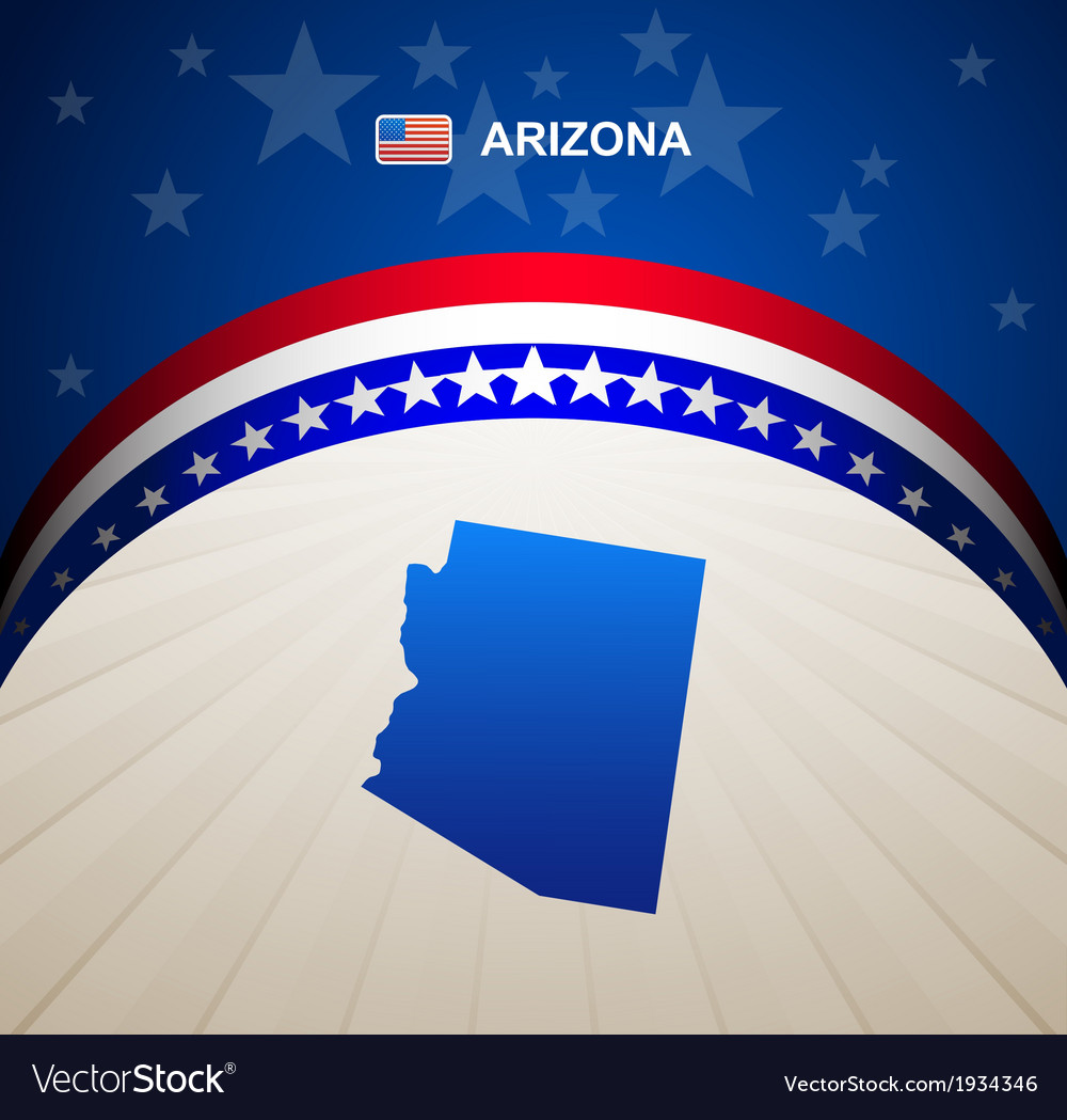 Arizona vector | Price: 1 Credit (USD $1)