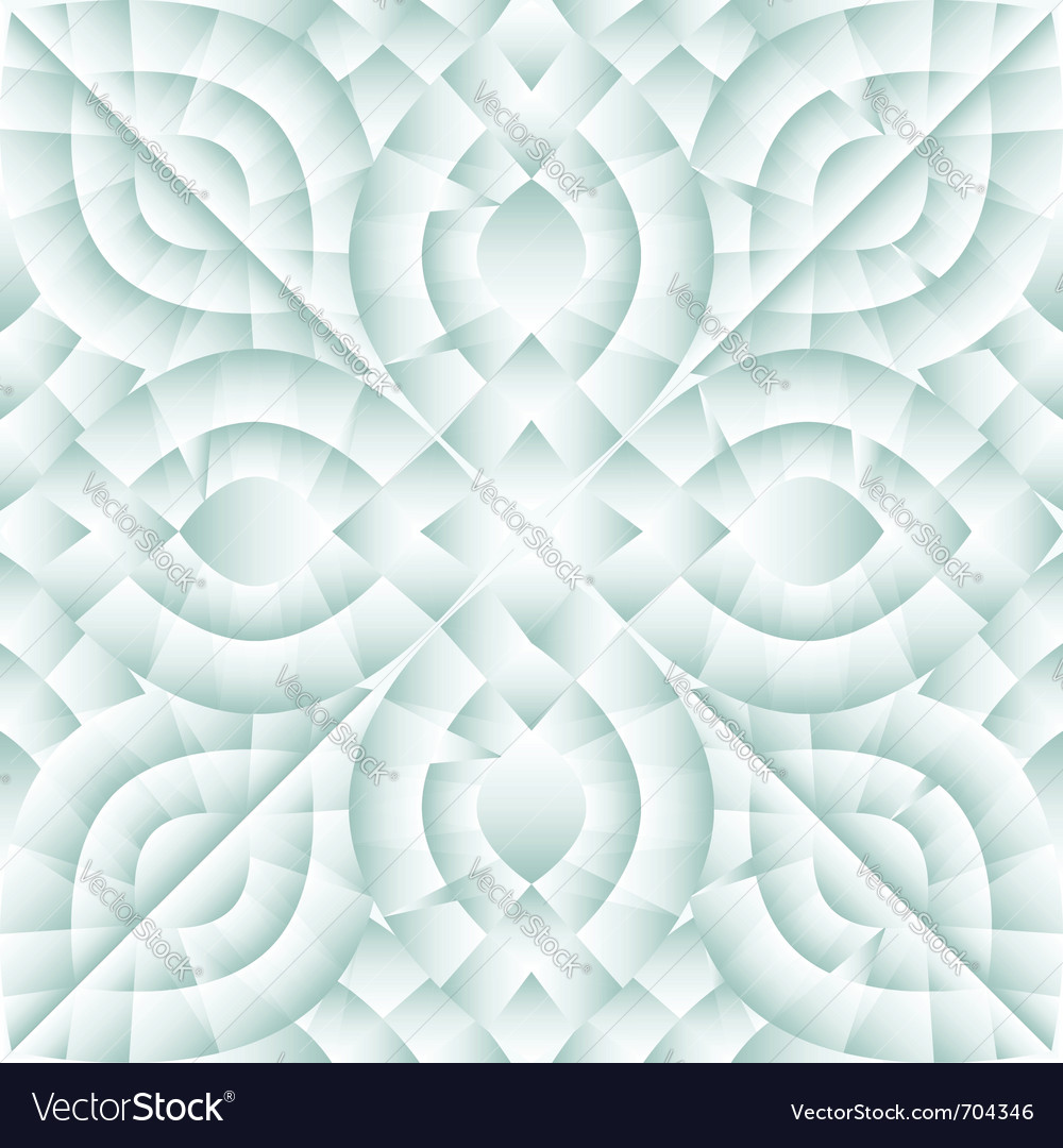 Crystal seamless pattern vector | Price: 1 Credit (USD $1)