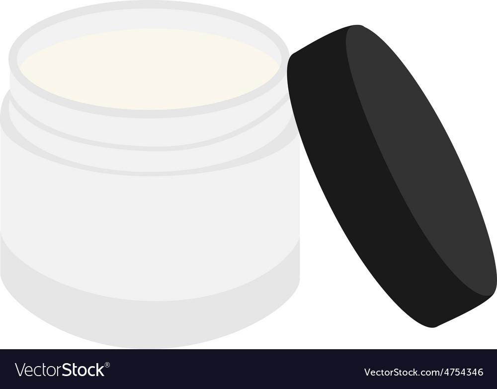 Face cream vector | Price: 1 Credit (USD $1)