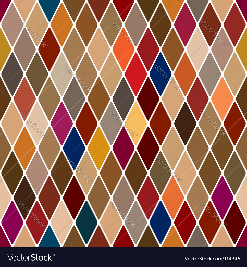 Harlequin pattern vector | Price: 1 Credit (USD $1)