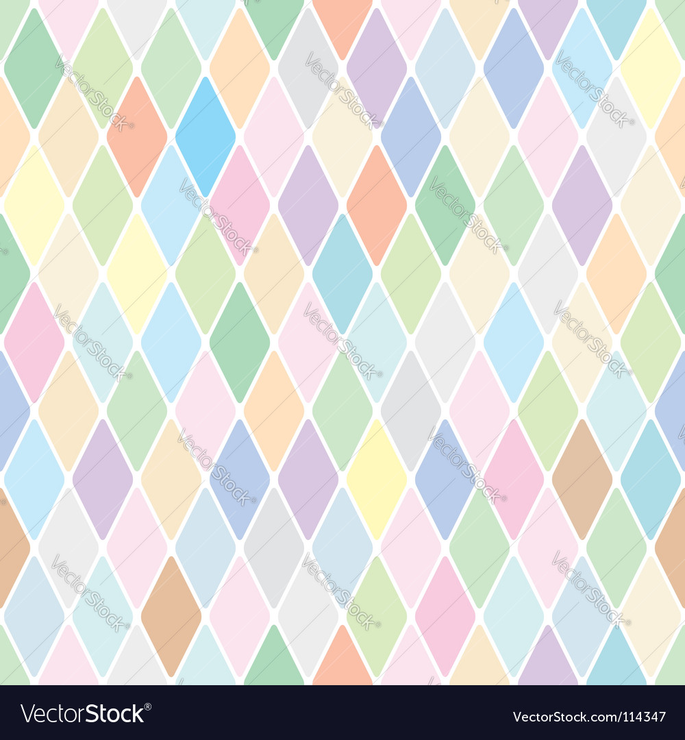Diamond pattern vector | Price: 1 Credit (USD $1)