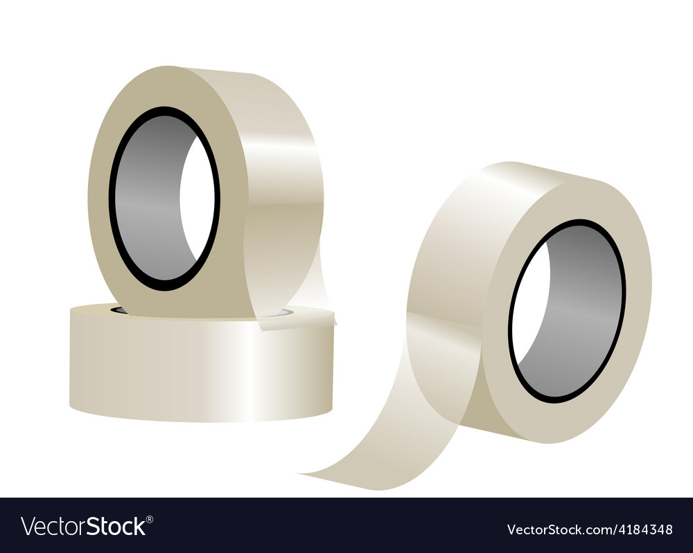 Clear tape vector   Price: 1 Credit (USD $1)