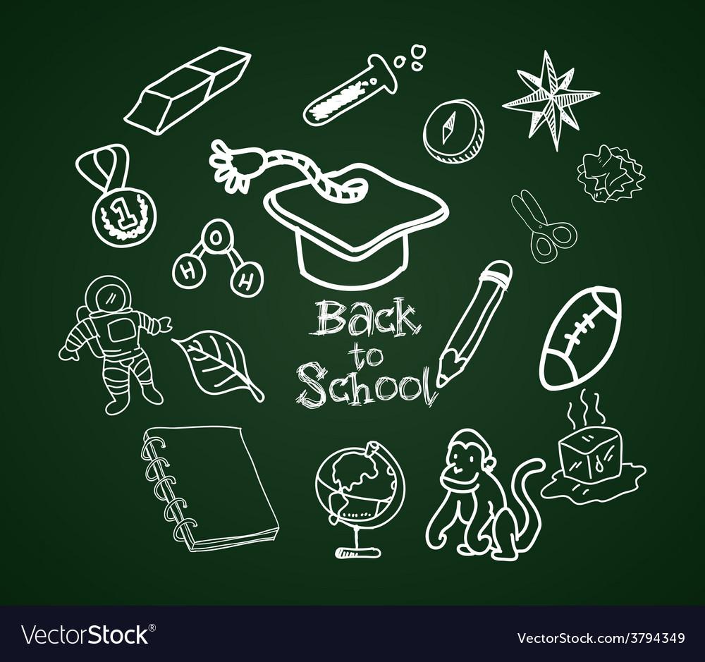 Back to school design vector   Price: 1 Credit (USD $1)