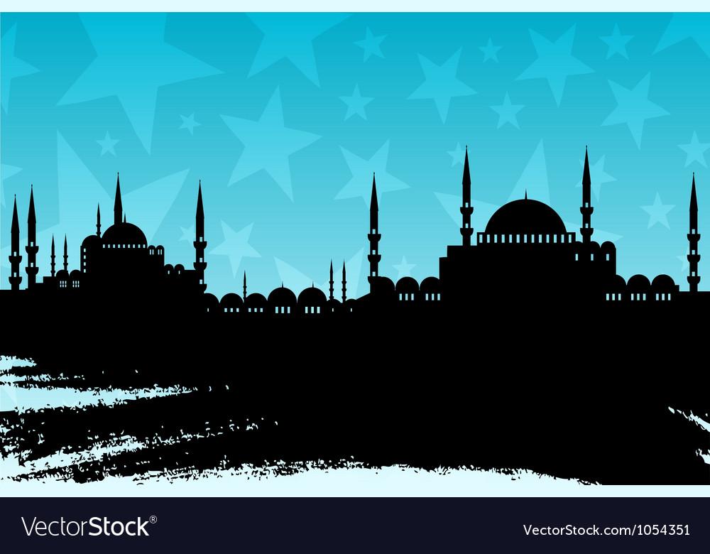 Istanbul vector | Price: 1 Credit (USD $1)