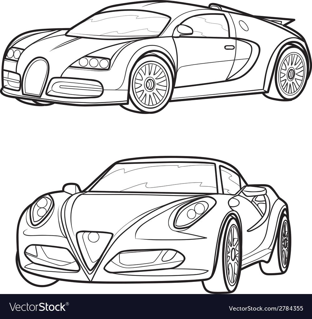 Car9 vector | Price: 1 Credit (USD $1)