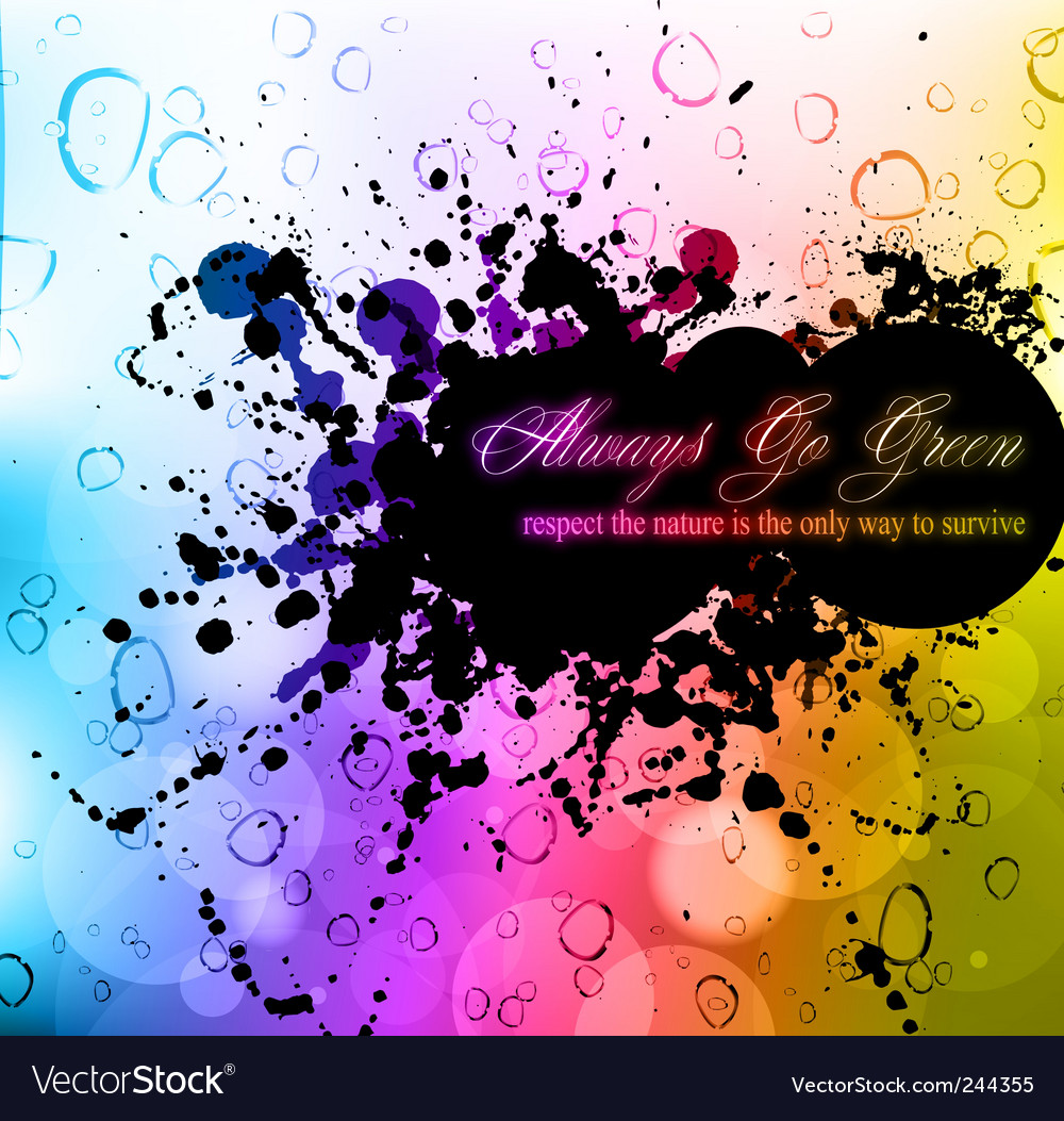 Rainbow background vector   Price: 1 Credit (USD $1)