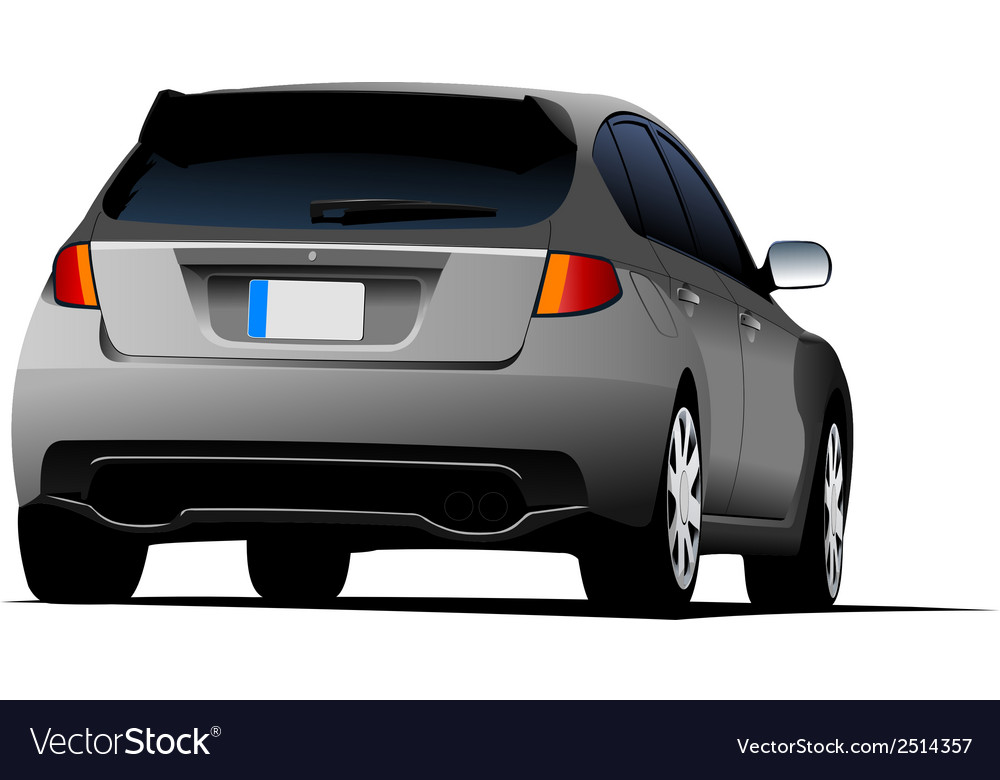 Al 0206 car vector | Price: 1 Credit (USD $1)