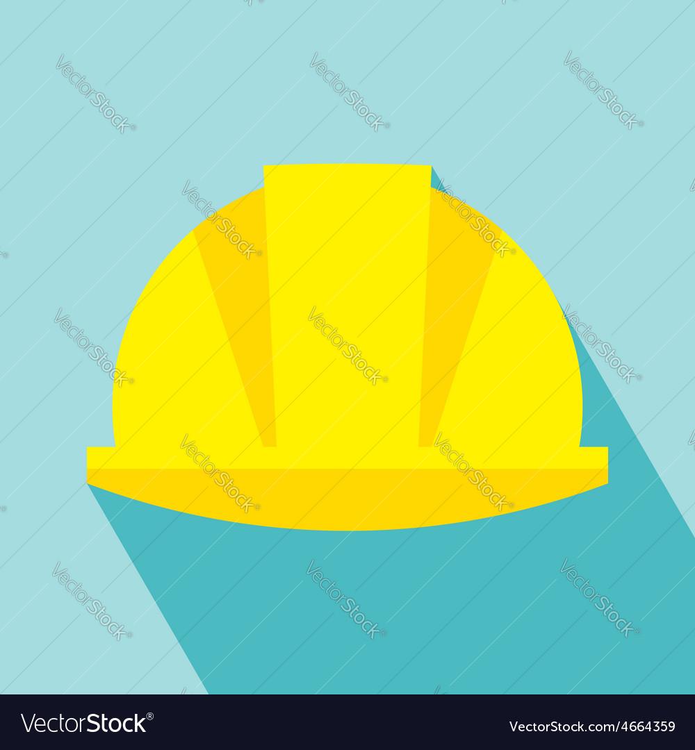 Construction helmet icon vector   Price: 1 Credit (USD $1)