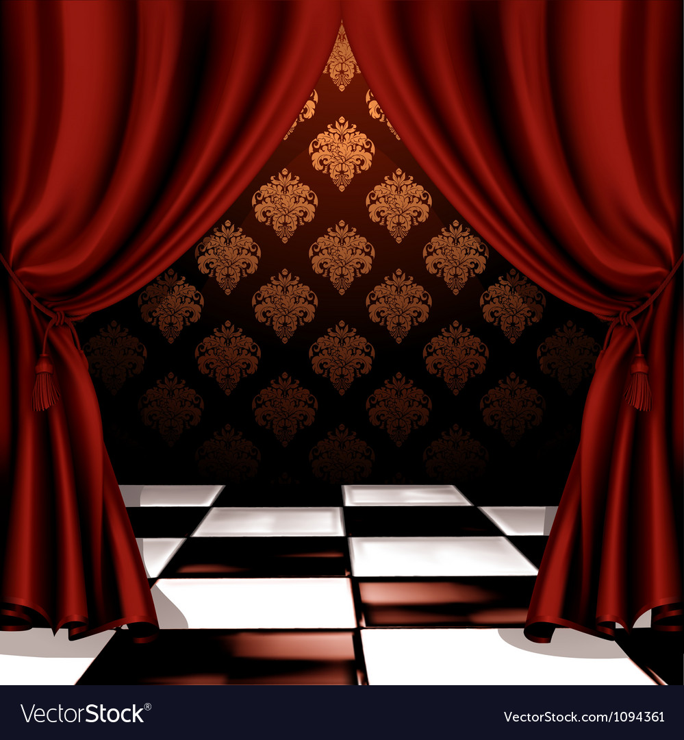 Royal room vector | Price: 1 Credit (USD $1)