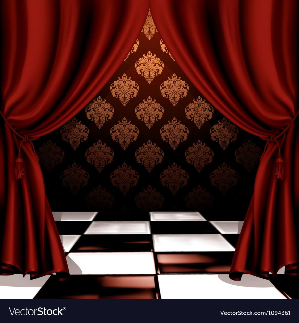 Royal room vector | Price: 1 Credit (USD $1)