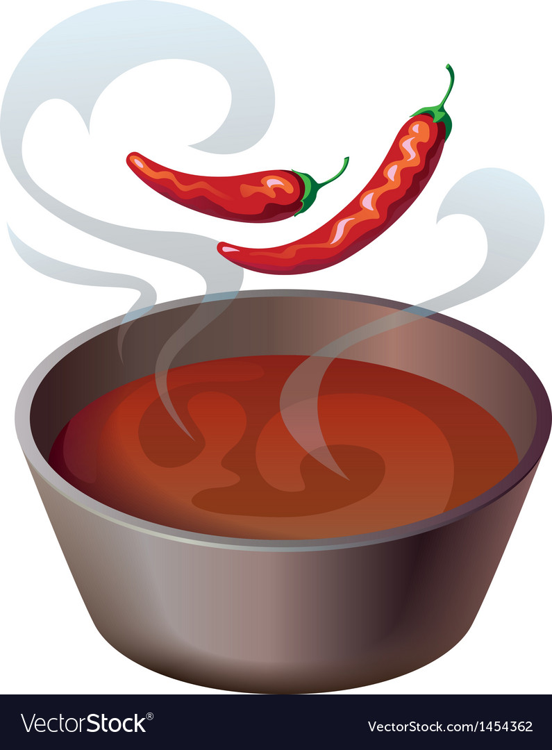 Chili vector | Price: 1 Credit (USD $1)