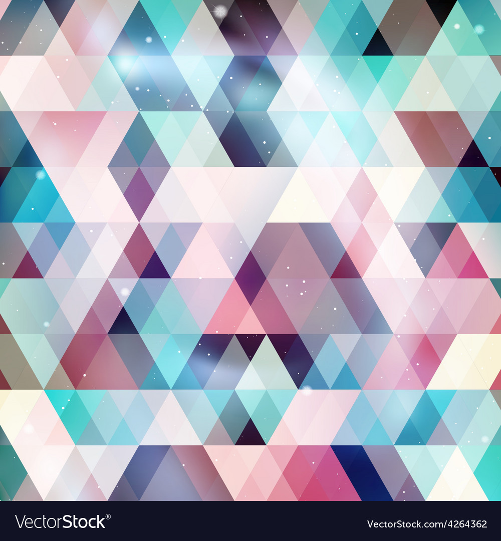 Geometry galaxy background vector | Price: 1 Credit (USD $1)