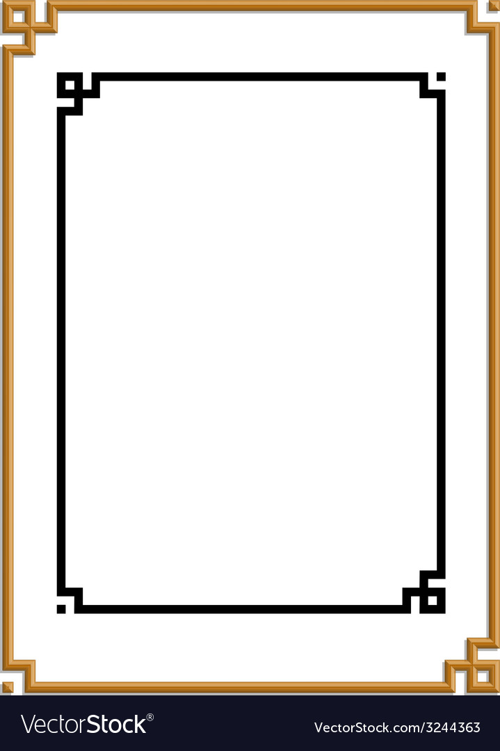 Frame 04 vector | Price: 1 Credit (USD $1)