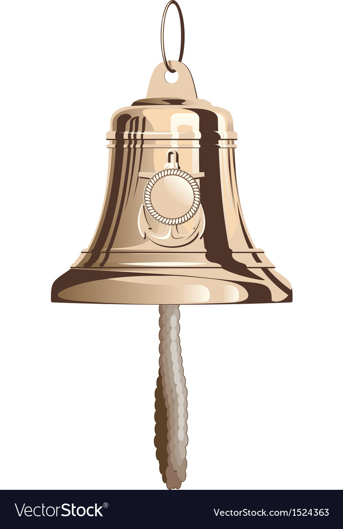 Sea bell vector | Price: 1 Credit (USD $1)