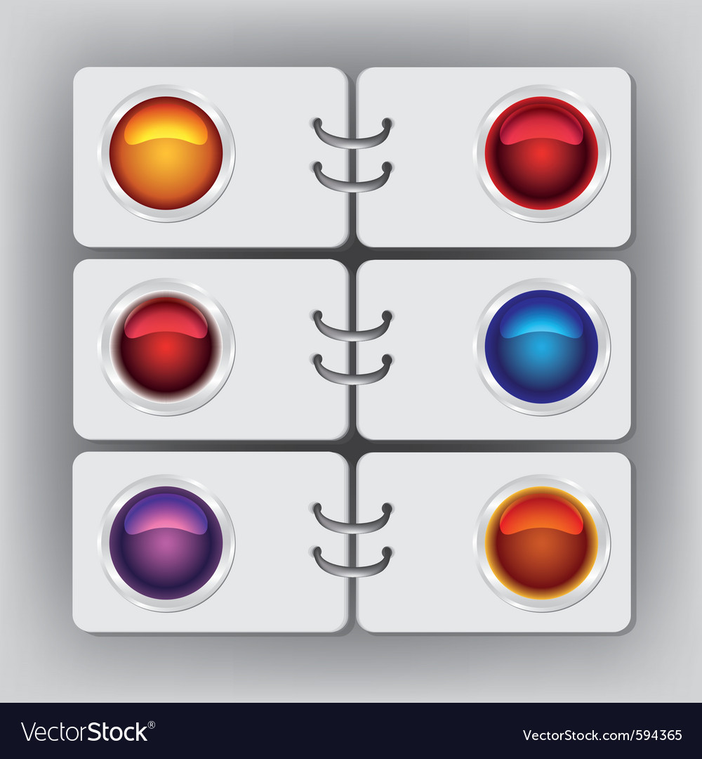 Organizer vector | Price: 1 Credit (USD $1)