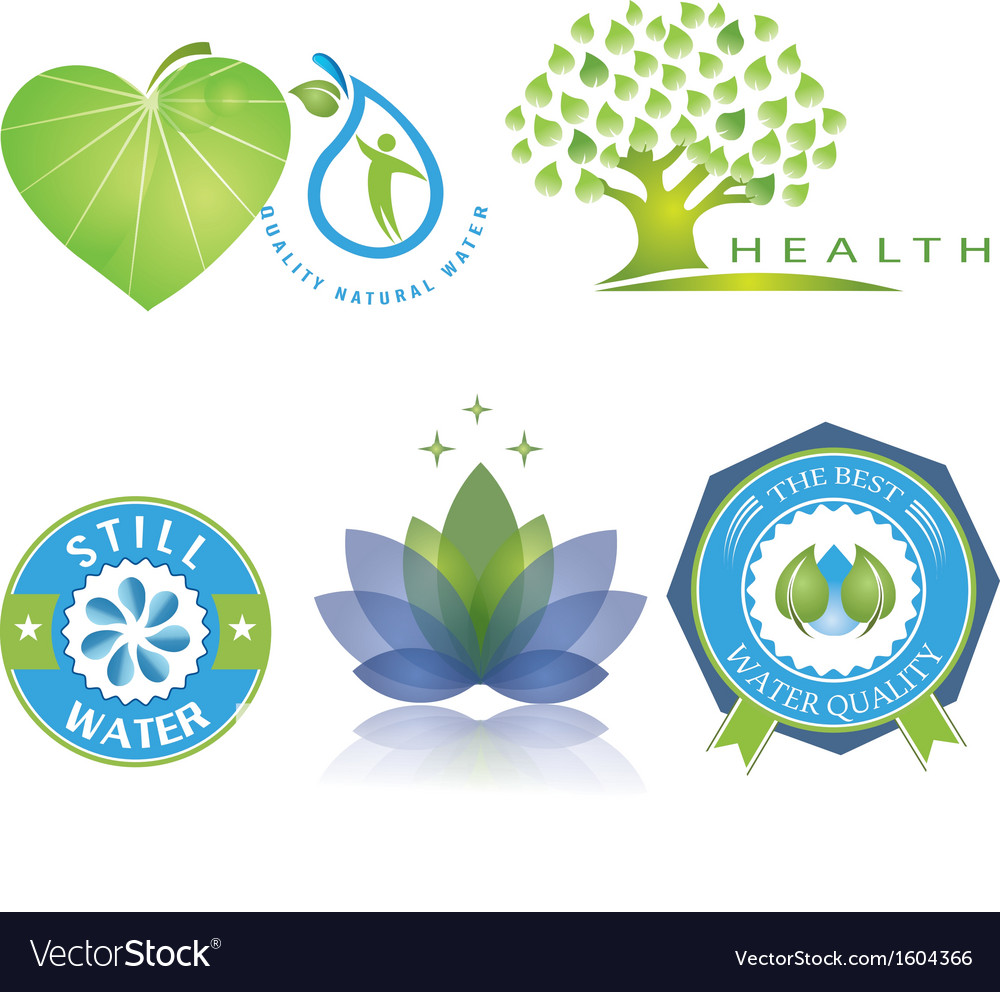 Logo nature vector | Price: 1 Credit (USD $1)