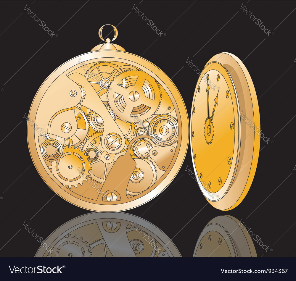 Clockwork vector | Price: 1 Credit (USD $1)