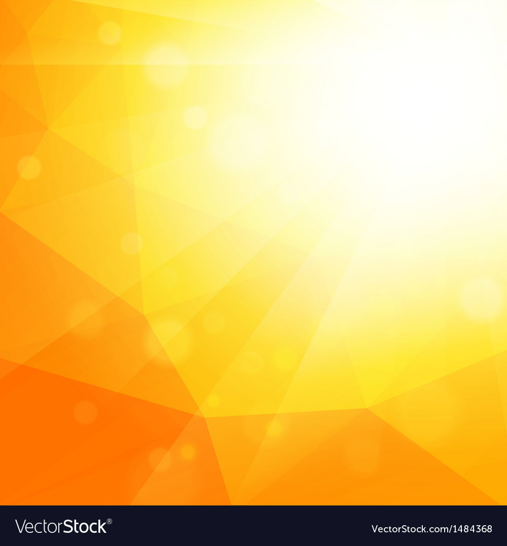 Bright summer sun background vector | Price: 1 Credit (USD $1)