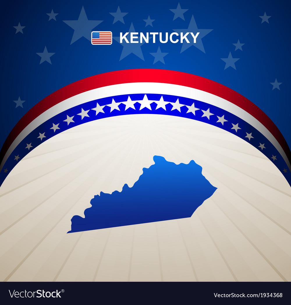 Kentucky vector   Price: 1 Credit (USD $1)