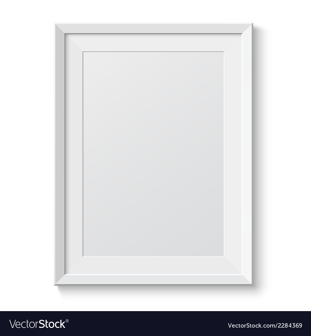Realistic frame vector | Price: 1 Credit (USD $1)