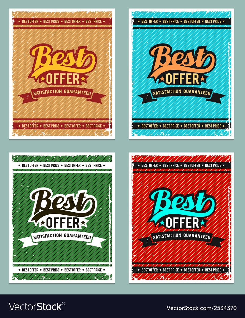 Best offer retro backgrounds vector | Price: 1 Credit (USD $1)