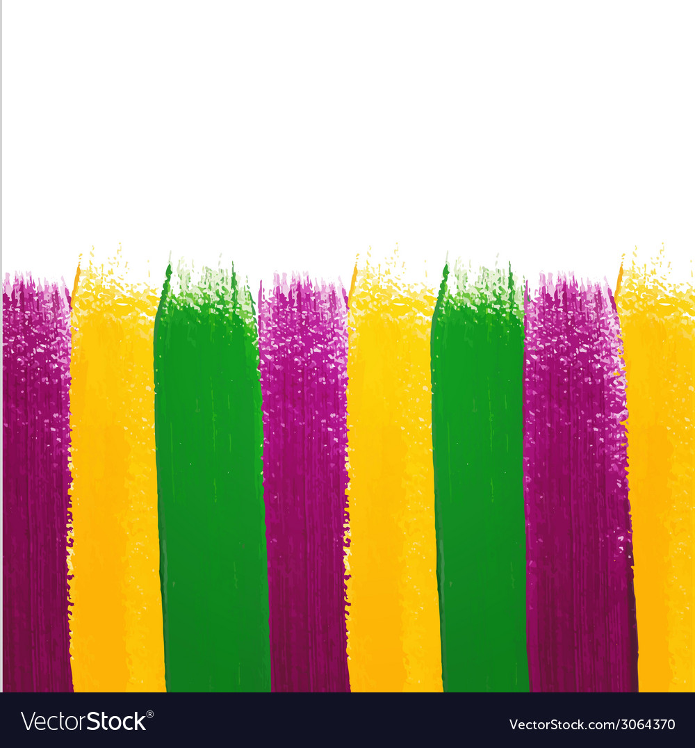 Mardi gras watercolor background vector | Price: 1 Credit (USD $1)