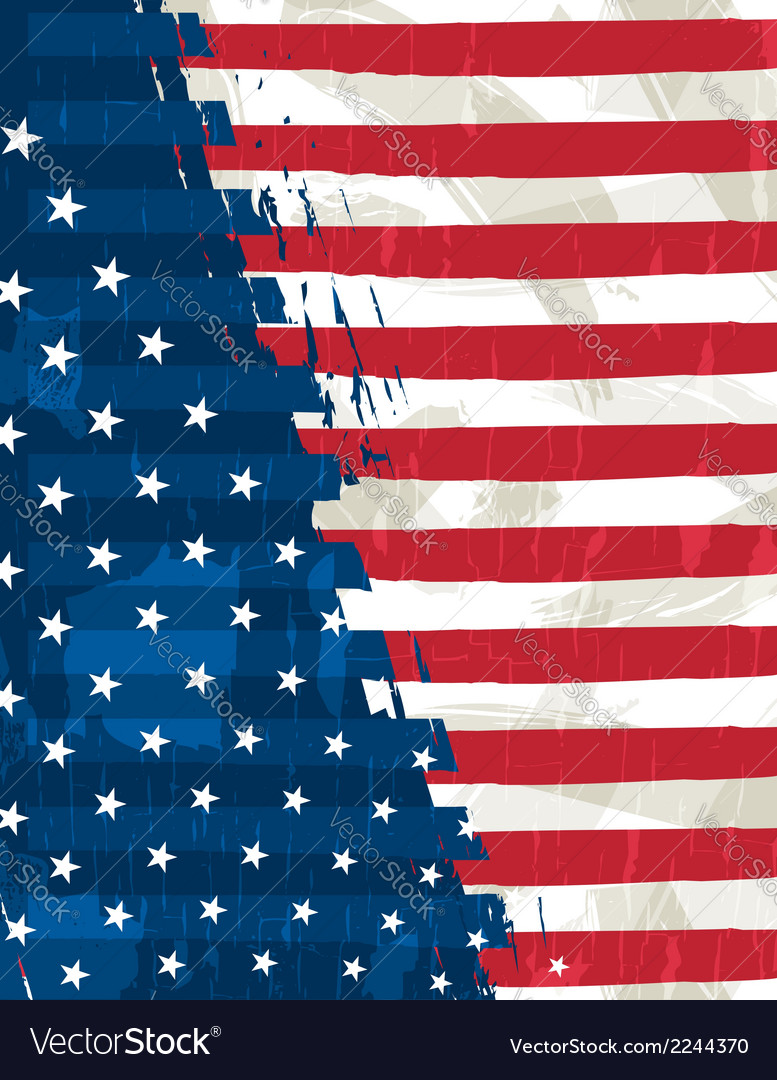 Usa background vector | Price: 1 Credit (USD $1)