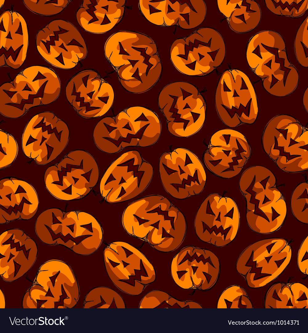 Halloween seamless vector | Price: 1 Credit (USD $1)