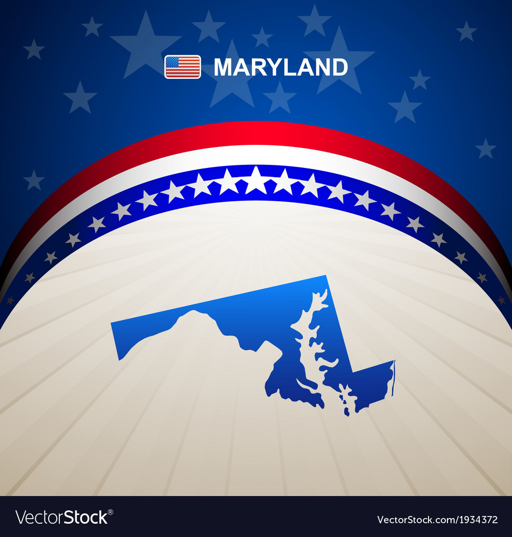 Maryland vector   Price: 1 Credit (USD $1)